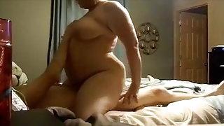 Fekete pufók szex